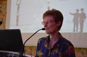 Patricia ALONSO ouvre la journée